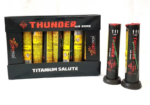Single shot Thunder 8 buc