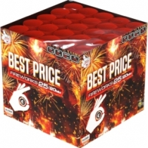 Best price Wild fire 25 lovituri / 20mm