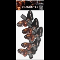 Fluture Dragonfly 5 buc