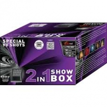 Show Box 2v1 90 lovituri / 30mm